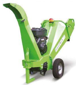 Sina, Greenmech CS 100, Mietpark Jappsen GmbH