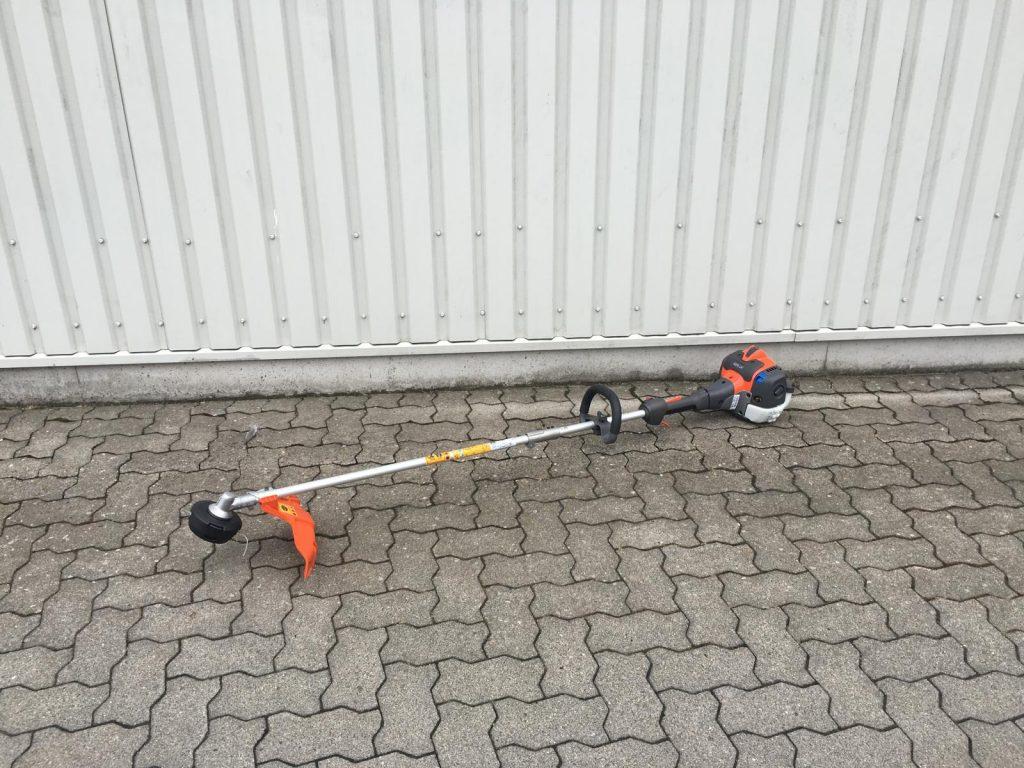 Teilabrer Trimmer, Husqvarna 525 LK, Mietpark Jappsen GmbH