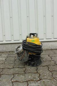 Wacker Neuson PST2 400 Mietpark Jappsen GmbH