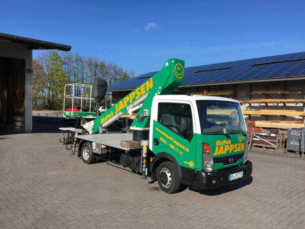 Anja, GSR E 179 T, Mietpark Jappsen GmbH