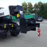 Lisa Bobcat T40180 Kranhaken Mietpark Jappsen GmbH