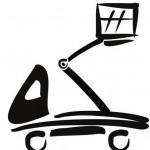 LKW-Arbeitsbühne Piktogramm - MietPark Jappsen - Icon