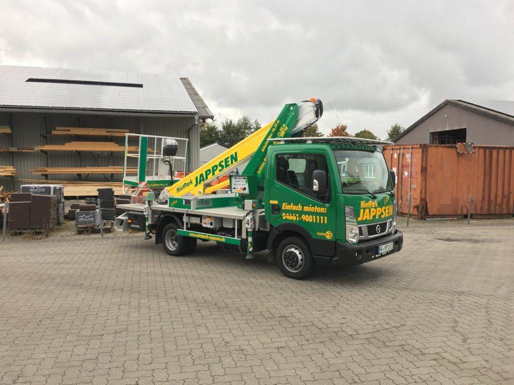 Letizia, Multitel MT 162 EX, Mietpark Jappsen GmbH (2)