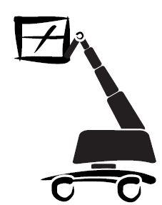 Teleskop-Arbeitsbühne - MietPark Jappsen - Icon